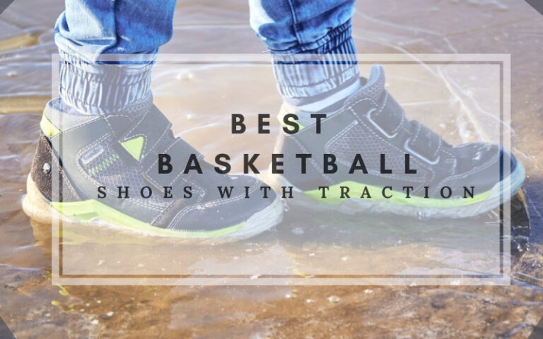 Basketball Shoes With Traction