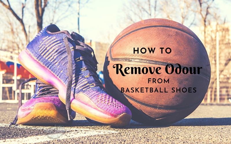Remove Odour from Basketball Shoes